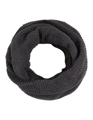 Herren Loop-Schal mit Fleecefutter