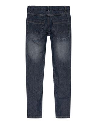 Jungen Slim Fit 5-Pocket-Jeans