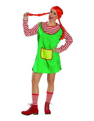 Damen Freche Göre Kostüm