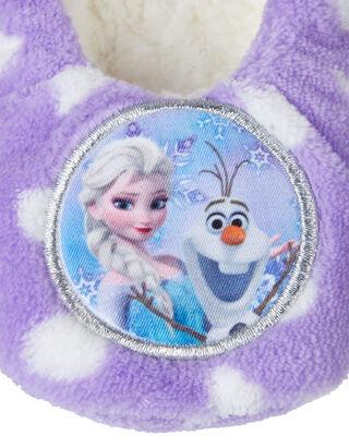 Mädchen Hausschuhe mit Frozen©-Aufnäher