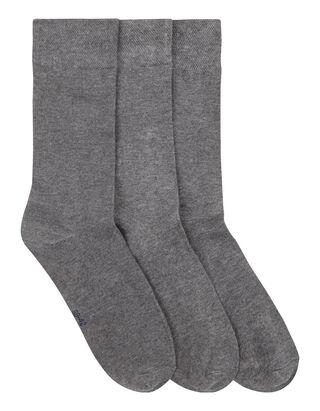 Herren Bambus Socken im 3er-Pack