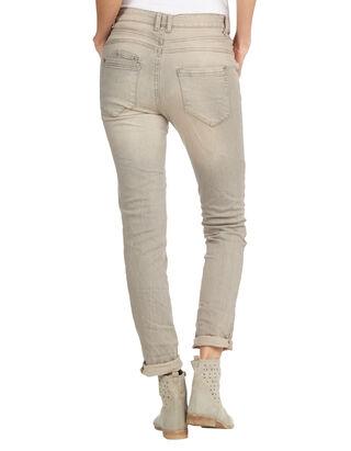 Damen Vintage Washed Boyfriend Jeans