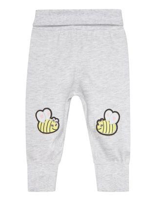 Newborn Sweatpants mit Aufnähern