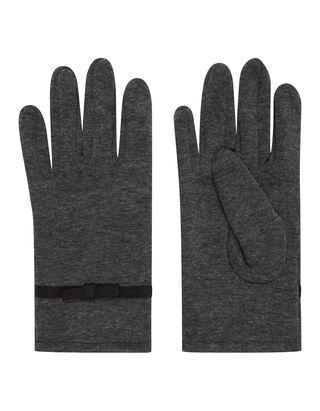 Damen Handschuhe mit Zierschleife