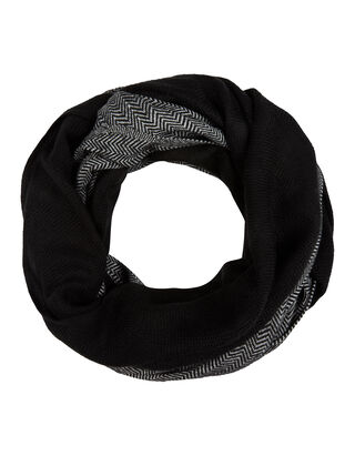 Herren Loop-Schal mit Muster