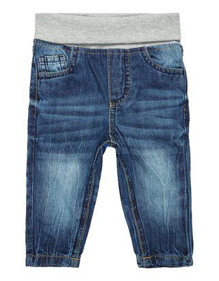 Newborn Jeans mit geripptem Bund