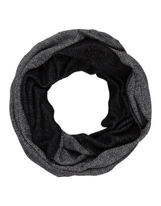 Herren Loop-Schal in Melangeoptik