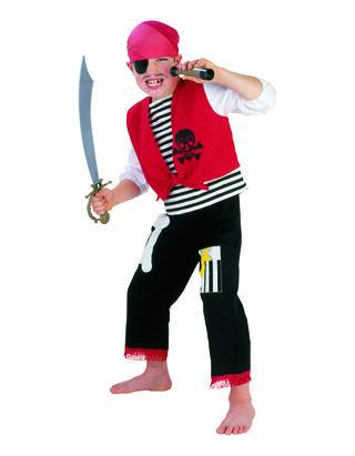 Jungen Piraten Kostüm