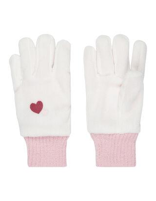 Mädchen Handschuhe aus Fleece