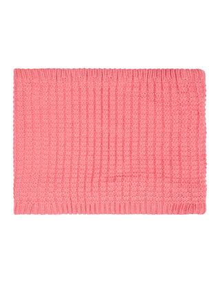 Mädchen Loop-Schal mit Teddyfutter