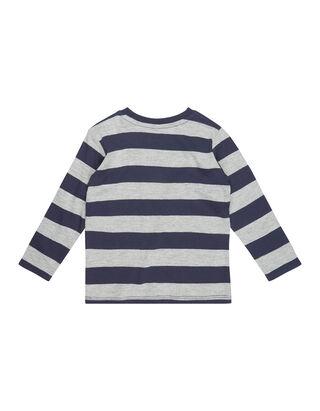 Baby Shirt mit Streifenmuster