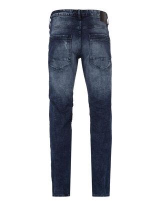Herren Tapered Fit 5-Pocket-Jeans