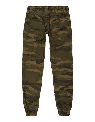 Jungen Slim Fit Jogjeans mit Camouflage