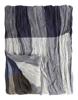 Herren Schal mit Streifenmuster
