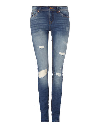 Damen Slim Fit 5-Pocket-Jeans