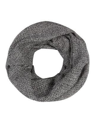 Herren Loop-Schal mit Fransen