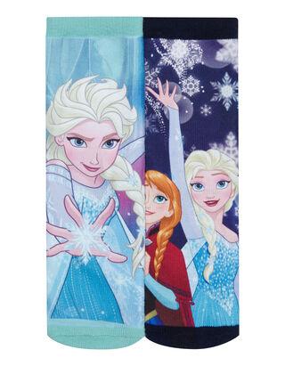 Mädchen Frozen©-Socken im 2er-Pack