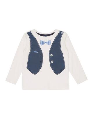 Baby Shirt mit Print