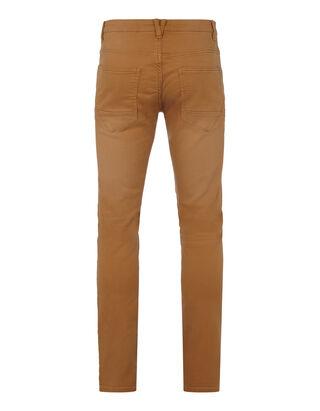 Herren Slim Fit 5-Pocket-Hose