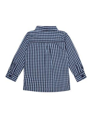 Newborn Hemd mit Brusttaschen