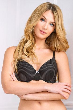 Dorina Fuller Bust Lace T-Shirt  Bra