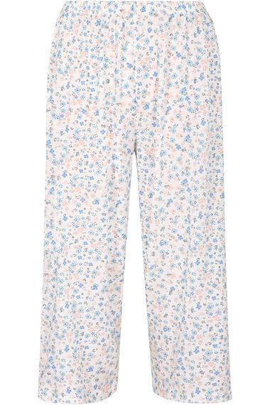 Ditsy Floral Cropped Pyjamas