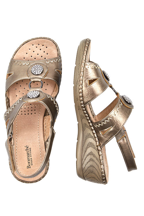 Diamante Detail Sandal