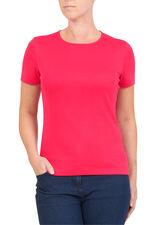 Basic Cotton Crew Neck T-Shirt