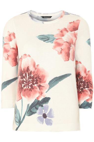 Floral Printed Jumper