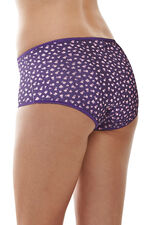 5 Pack Tulip Print Briefs
