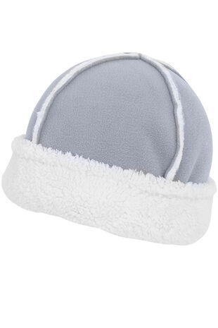 Fleece Shearling Hat