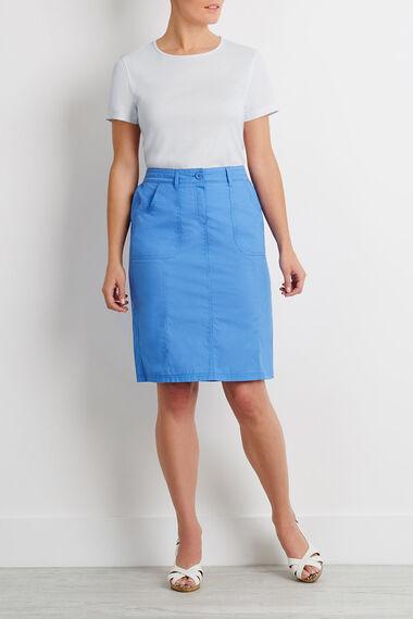 Essential Cotton Skirt