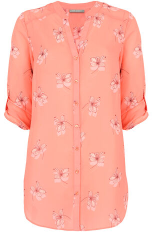 Ann Harvey Floral Blouse