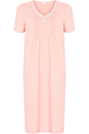 Spot Nightdress