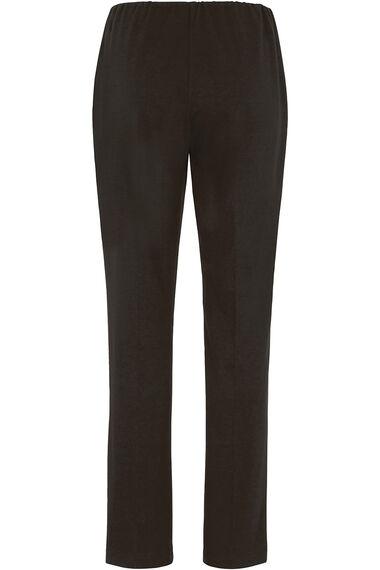 Ponte Comfort Waist Trousers