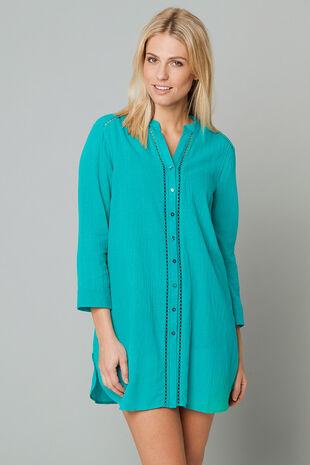 Pure Cotton Lightweight Shirt