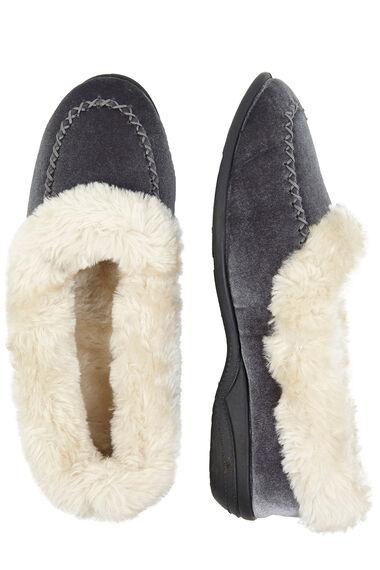 Cross Stitch Velour Fur Trim