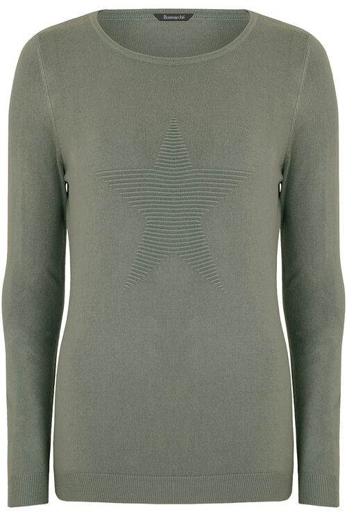 Supersoft Ripple Star Jumper