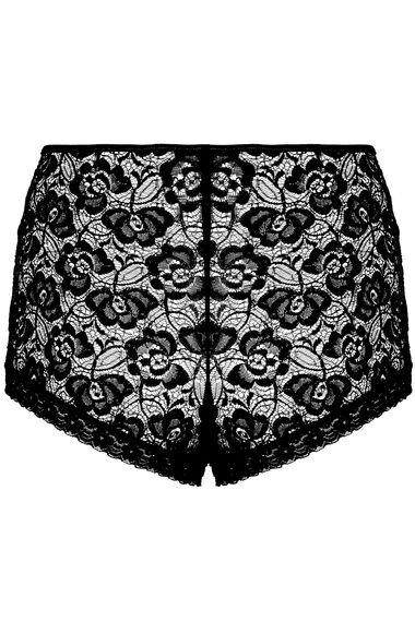 Stretch Lace Shorts
