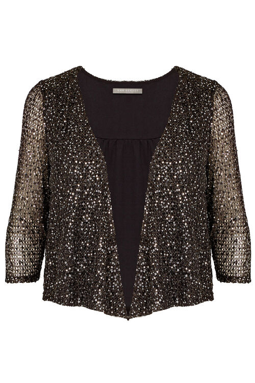 Ann Harvey Sequin Cover-Up