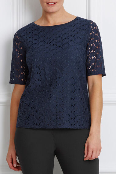 Classic Lace Top