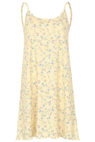 Floral Chemise