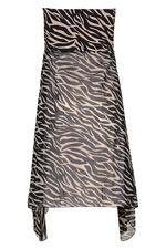 Zebra Print Cover Up