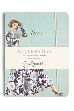 A5 Illustrated Notebook