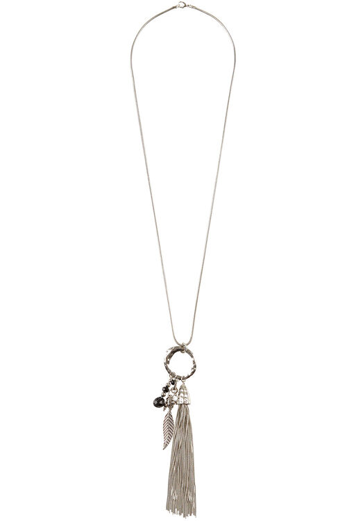 Ann Harvey Feather Charms Pendant Necklace