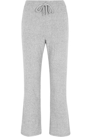 Wide Leg Jog Pants 29in