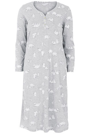 Polar Bear Nightdress