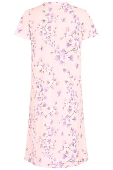 Trailing Floral Nightdress
