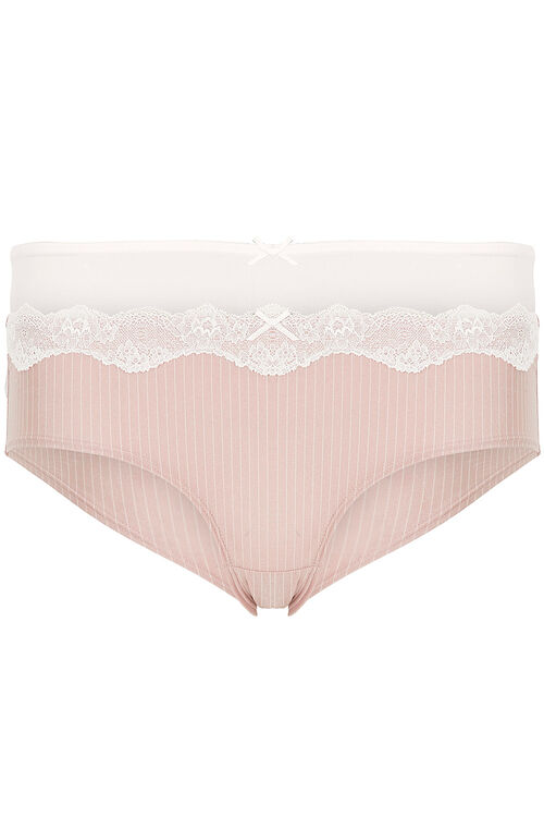 Dorina Pin Stripe Hipster Briefs