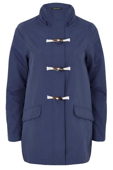Waterproof Toggle Coat